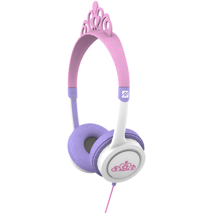 Ifrogz Headphones Princess - Pink