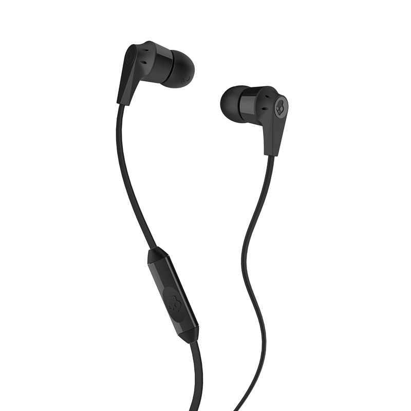 Skullcandy Hörlur INKD In-Ear Mic - Svart