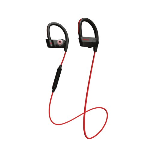Jabra Sport Pace Wireless Stereo Bluetooth Headset - Röd