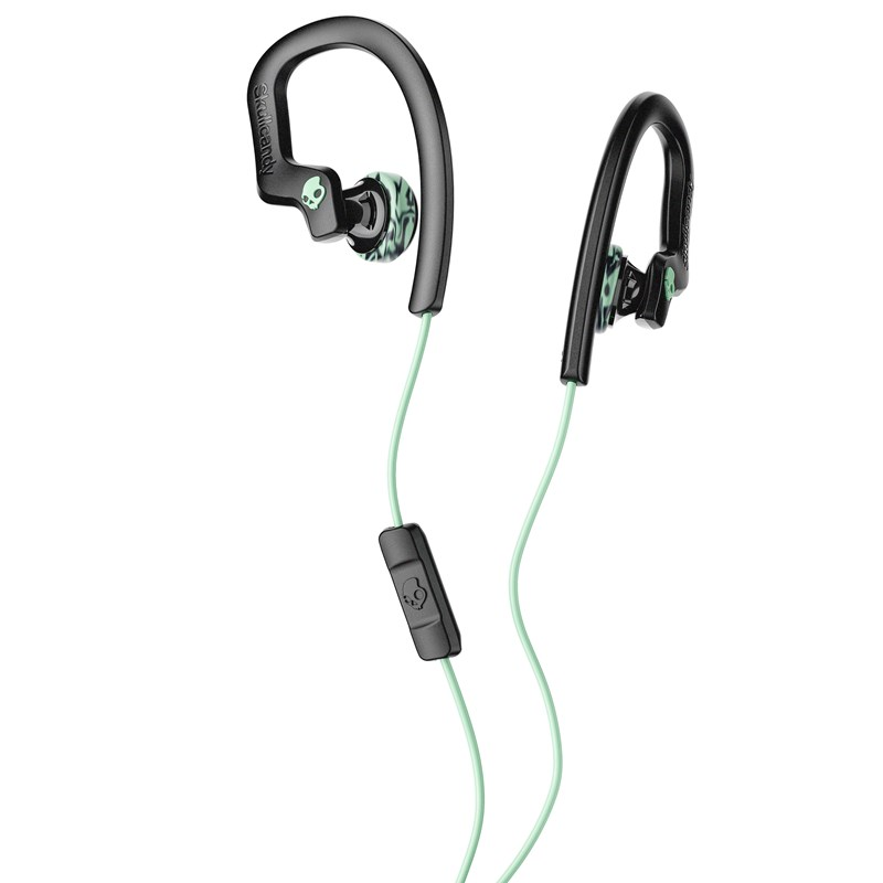 SKULLCANDY Hörlur Chops Hanger In-Ear Mic - Mint/Svart