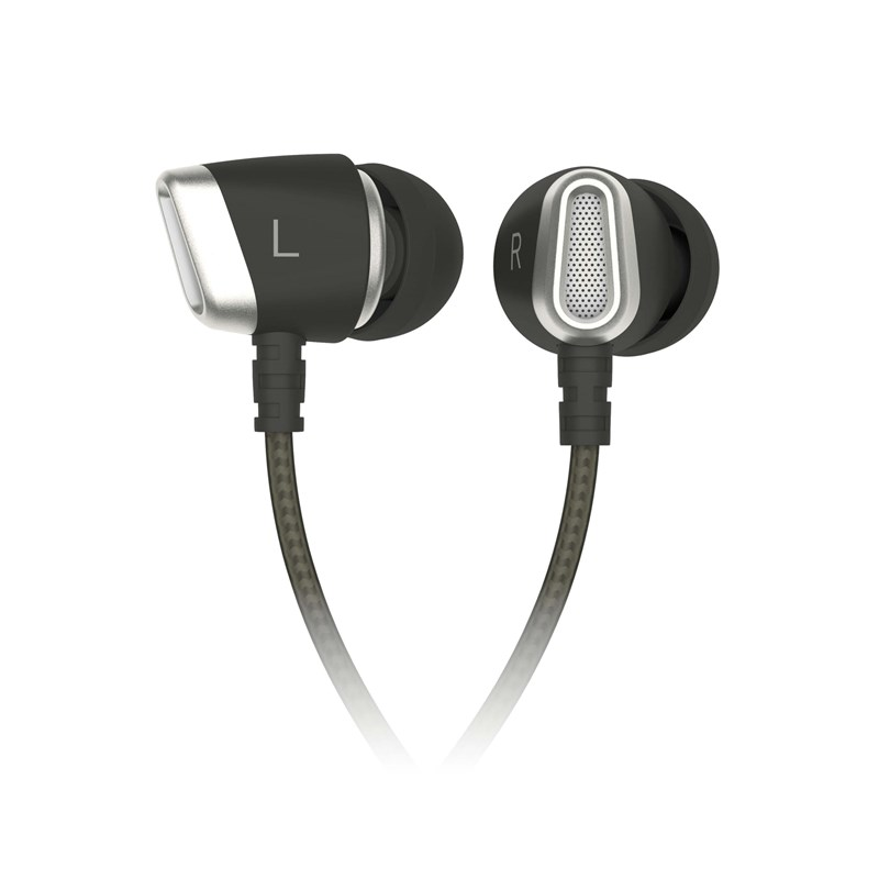 Kitsound Hörlur Kinetic Sport In-Ear Trådlösa - Svart