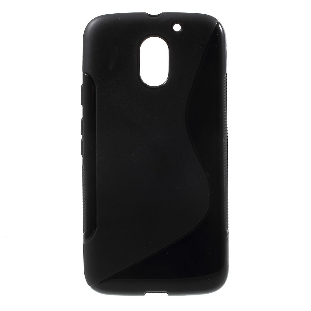 Mobilskal | Motorola Moto E | Svart