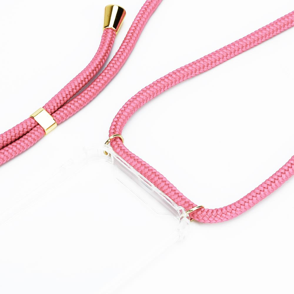CoveredGear Necklace Case Samsung Galaxy J5 (2017) - Pink Cord