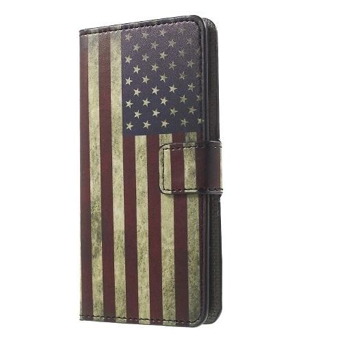 Plånboksfodral till OnePlus X - America