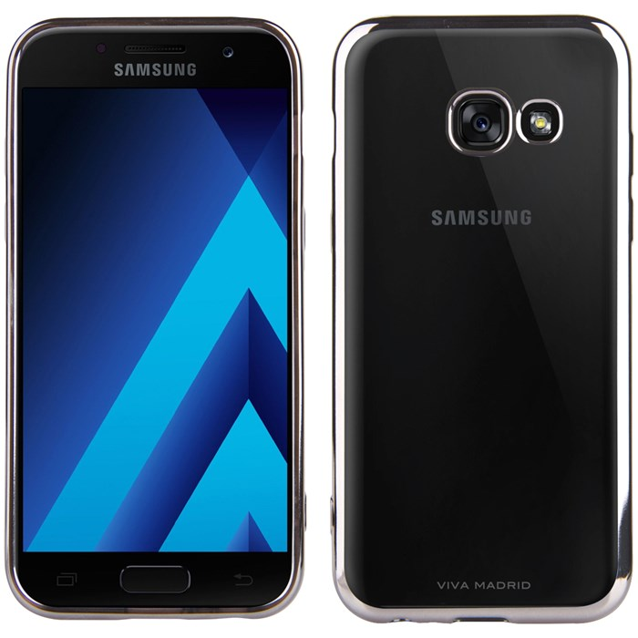 Viva Madrid Metalico Flex Samsung Galaxy A3 2017 - Gunmetal