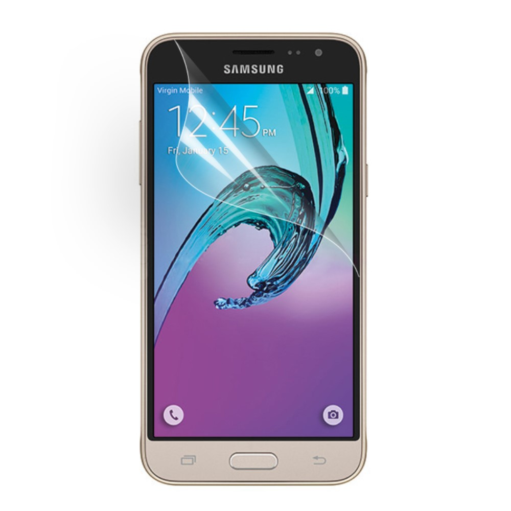 Clear Skärmskydd till Samsung Galaxy J3 2016