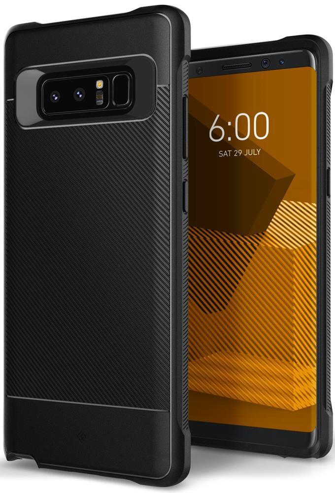Caseology Vault Skal till Samsung Galaxy Note 8 - Svart