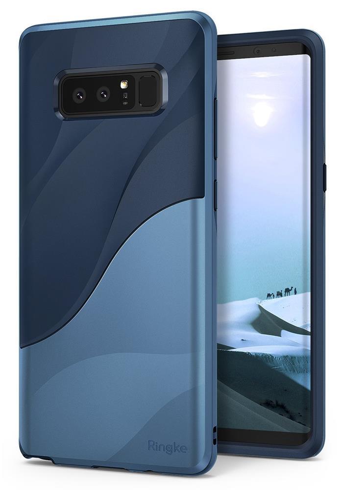Ringke Wave Skal till Samsung Galaxy Note 8 - Blå