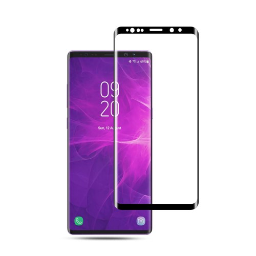 MOCOLO Tempered Glass till Samsung Galaxy Note 9 - Svart