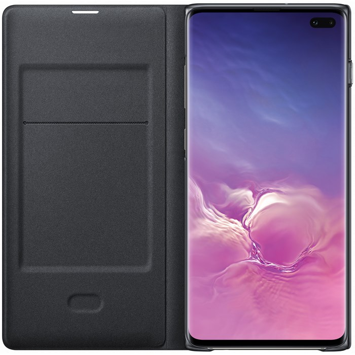 Samsung Led View Cover Galaxy S10 Plus - Svart