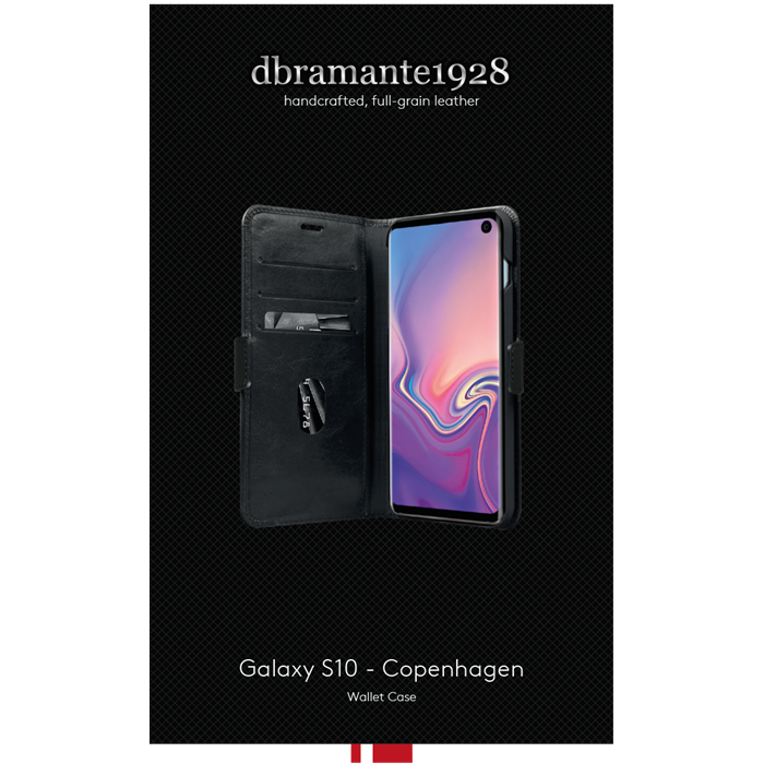 Dbramante1928 Copenhagen - Galaxy S10 - Black