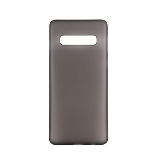 GEAR Mobilskal Ultraslim Semitransparent Samsung S10 - Svart