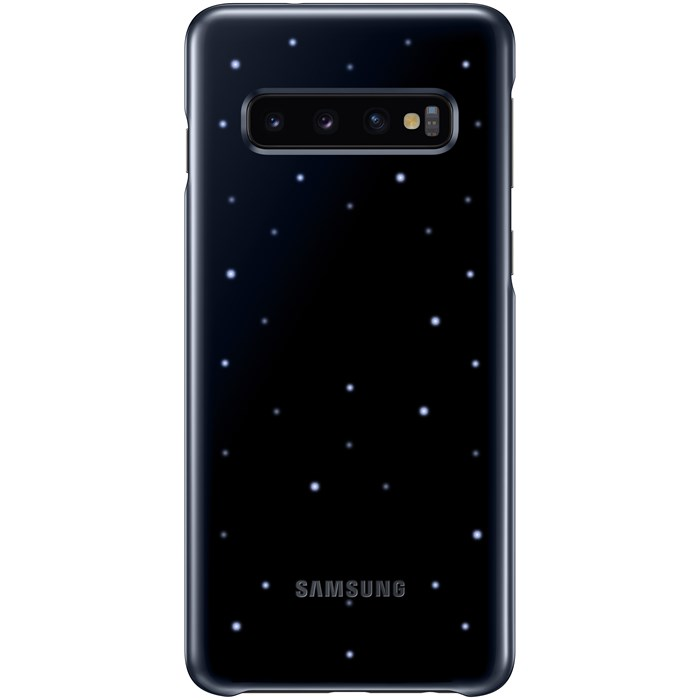 Samsung Led View Cover Galaxy S10 - Svart