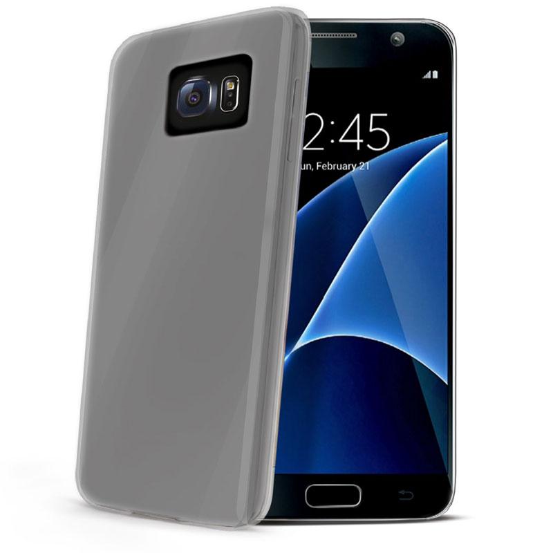 Celly Gelskin TPU Skal till Samsung Galaxy S7 - Transparent ... f406fd10cf2da
