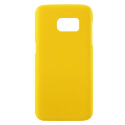 Stilig MobilSkal till Samsung Galaxy S7 - Gul - TheMobileStore BL-66
