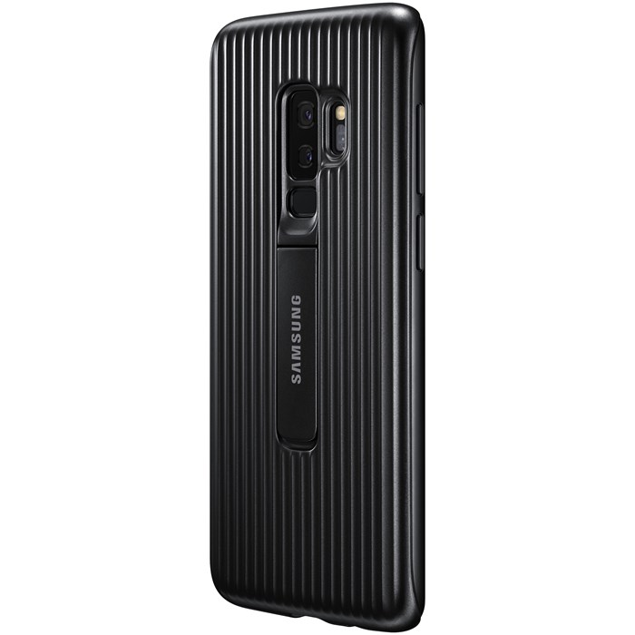 Samsung Protective Standing Cover Samsung Galaxy S9 Plus - Svart