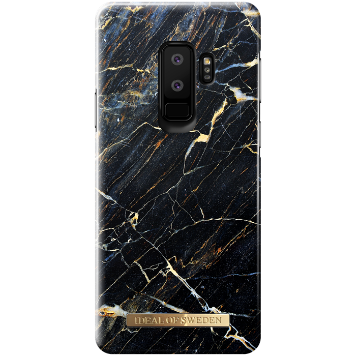 iDeal of Sweden Fashion Case Samsung Galaxy S9 Plus - Port Laurent Marble