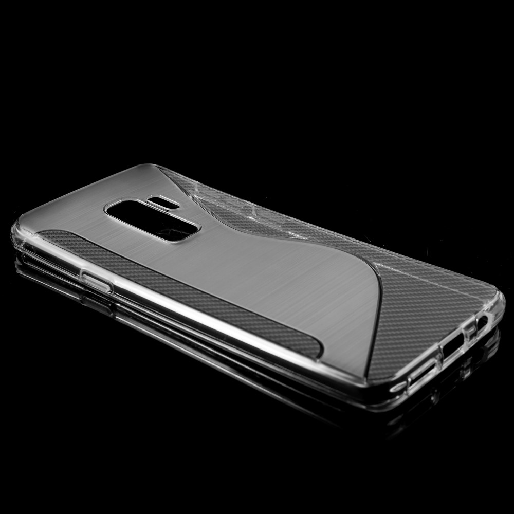 Flexicase Skal till Samsung Galaxy S9 Plus - Clear
