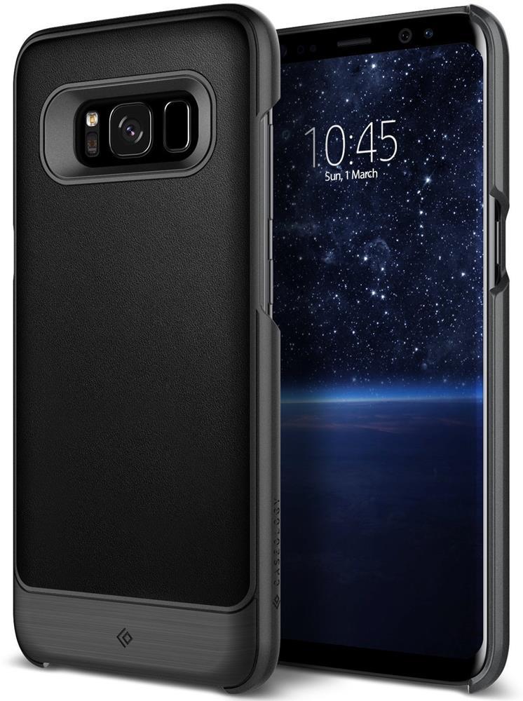 Caseology Fairmont Skal till Samsung Galaxy S8 Plus - Svart