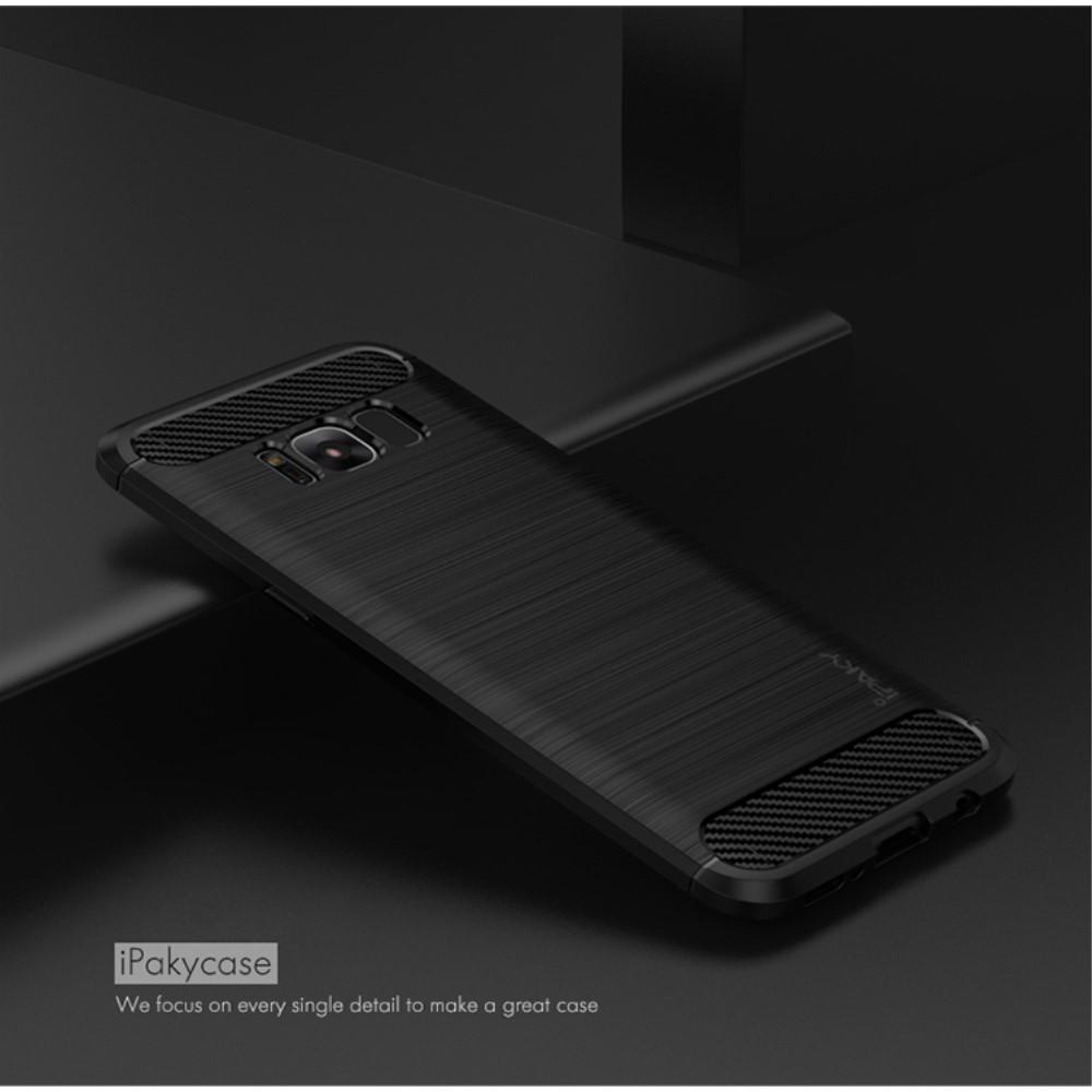 Mobilskal | Galaxy S8+ | Ipaky Svart