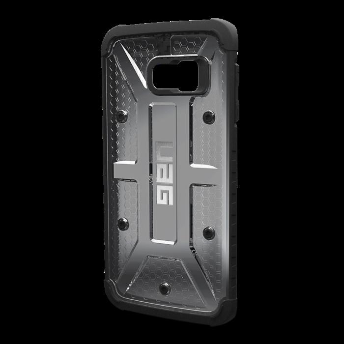 UAG Urban Armor Gear Maverick Skal till Samsung Galaxy S6 Edge - Clear 301aab0ba1948