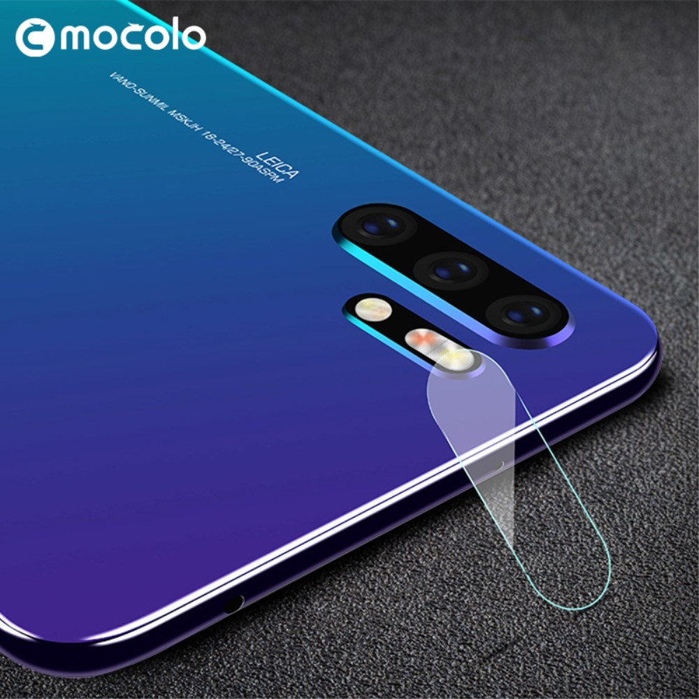 Tempered Glass Kamera Skydd till Huawei P30 Pro