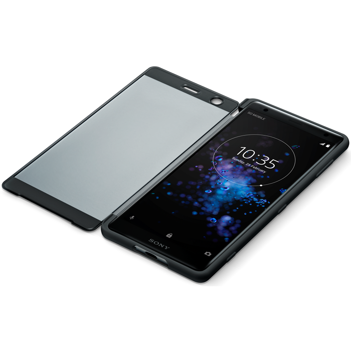Sony Style Cover Touch SCTH40 Sony Xperia XZ2 - Svart