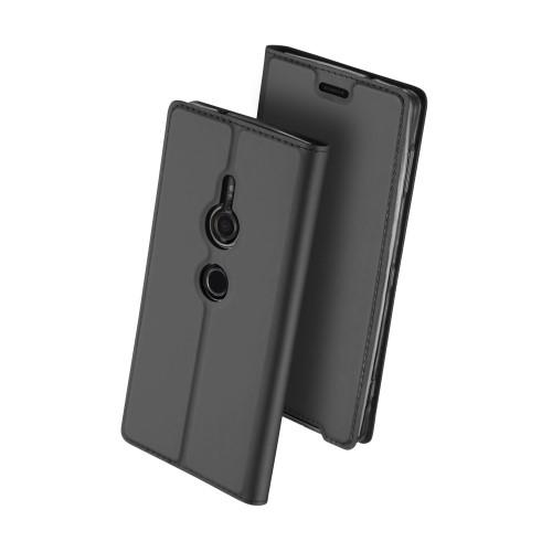 Köp Dux Ducis Plånboksfodral till Sony Xperia XZ3 Svart