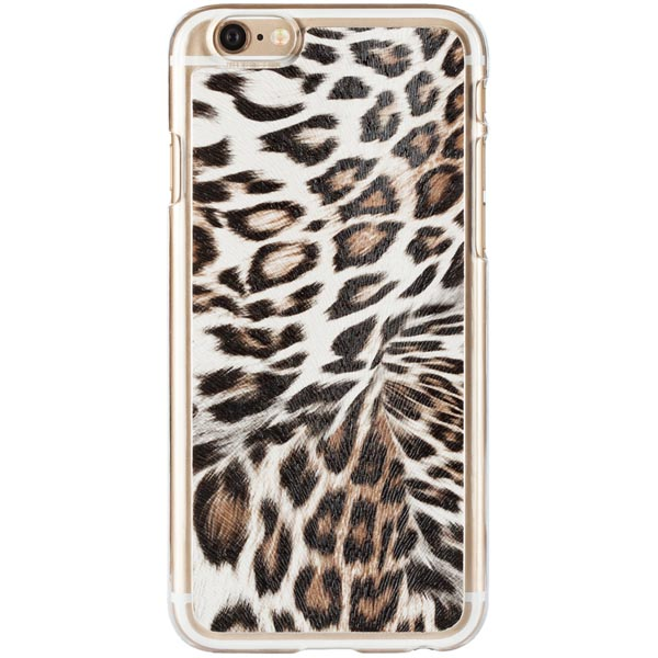 iDeal HardCover+ magnetskal för iPhone 6 / 6S  - Leopard