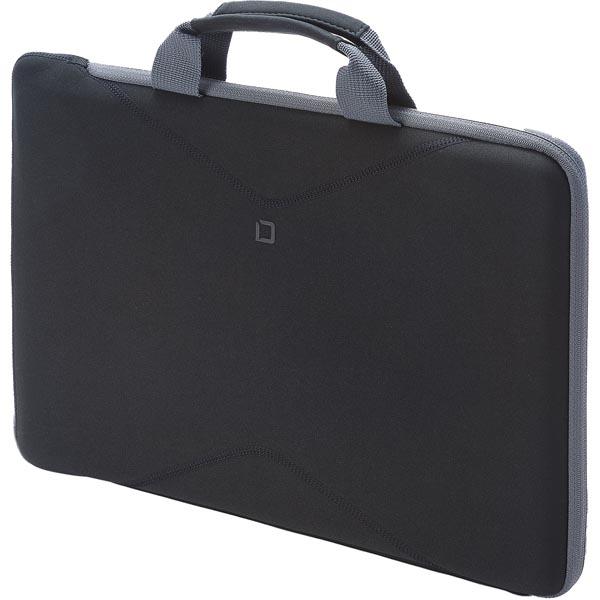 """Dicota Tab Case Plus 13 väska för bärbara datorer upp till 13"""", svart"""