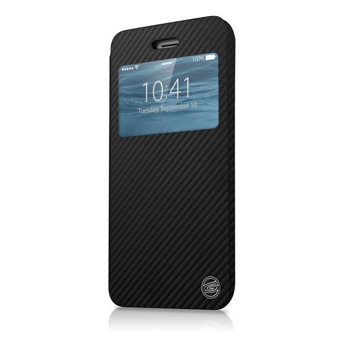 Itskins Visionary Carbon V auml ska till Apple iPhone 6(S) Plus (Svart 8621c02b1673b