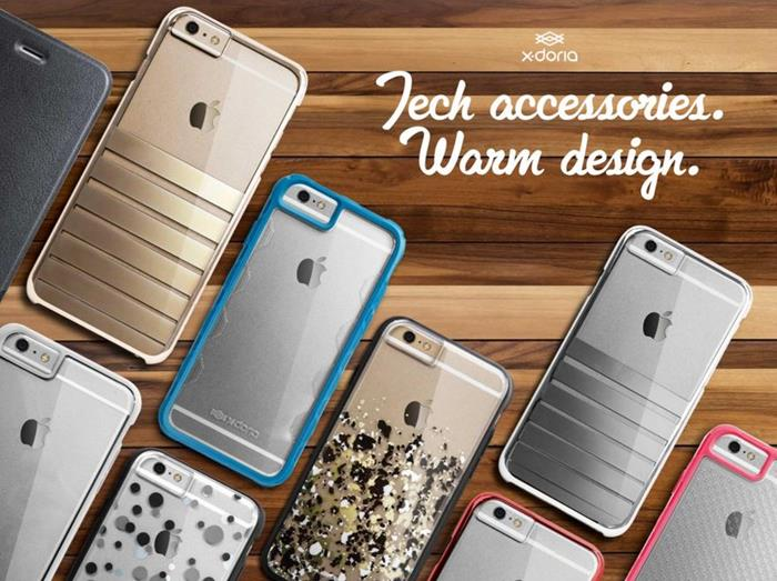 X-Doria Defense 360 Skal till Apple iPhone 6(S) Plus - Clear ... 51ab618c335d8