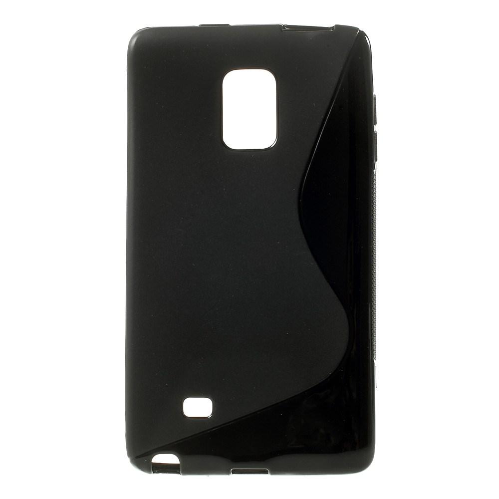 Mobilskal   Galaxy Note Edge   Flexicase   Svart