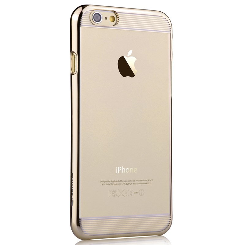 Mobilskal   iPhone 6/6s   Comma   Guld