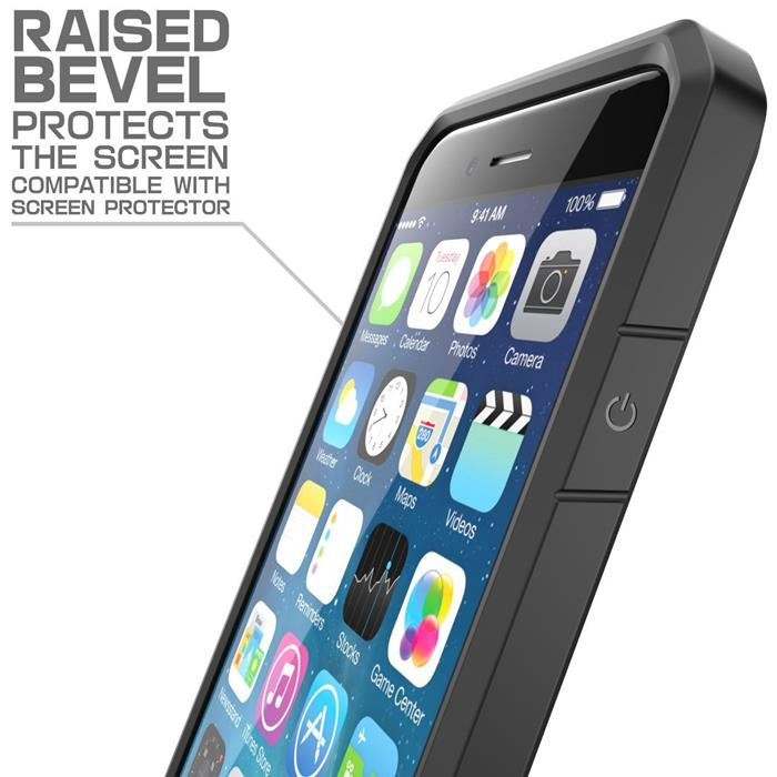 SupCase Unicorn Hybrid Skal till Apple iPhone 6(S) Plus (Blå)