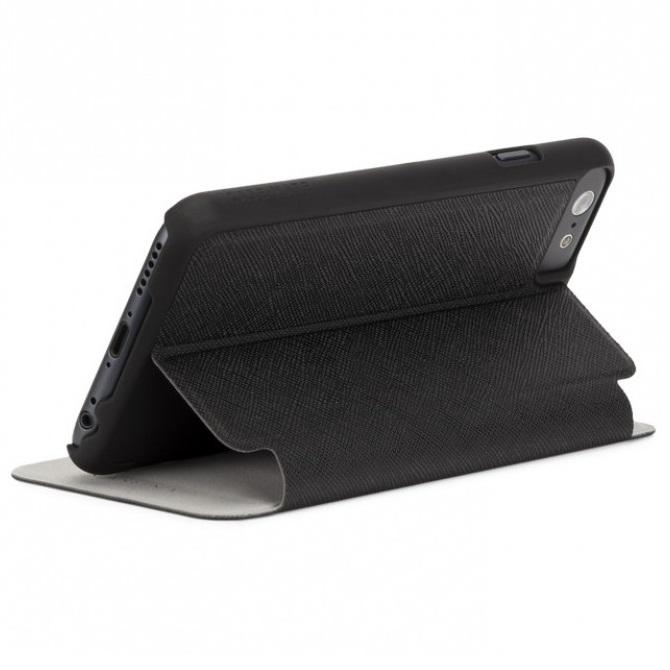 Case-Mate Folio Pl aring nboksfodral till Apple iPhone 6   6S - Svart f17a4a7e1d34c