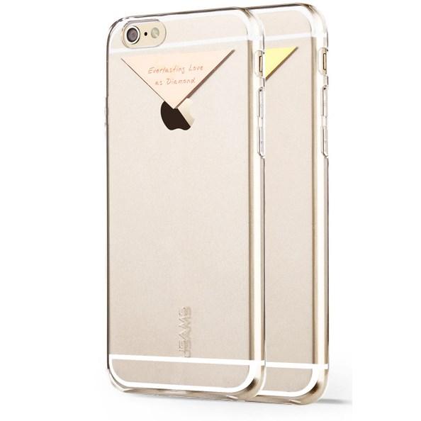 Usams BaksideSkal till Apple iPhone 6   6S - Koppar - TheMobileStore 5a201ef45ffa9