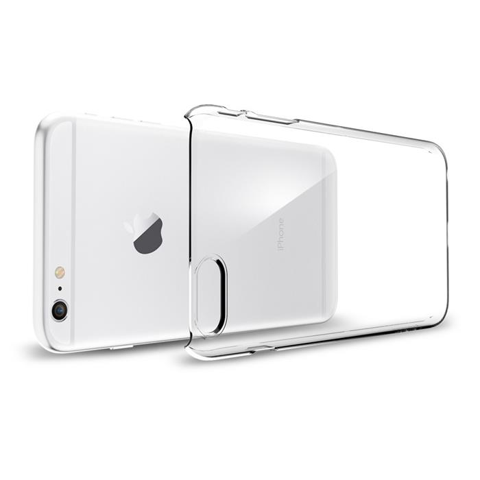 SPIGEN Thin Fit Skal till Apple iPhone 6(S) Plus (Crystal Clear)