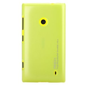 Rock NakedShell Skal till Nokia Lumia 520 (Grön)