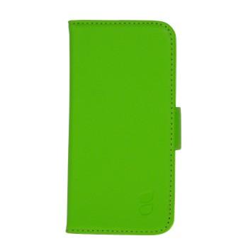 FYNDVARA - Gear Plånboksfodral av äkta läder till iPhone 5C - Grön