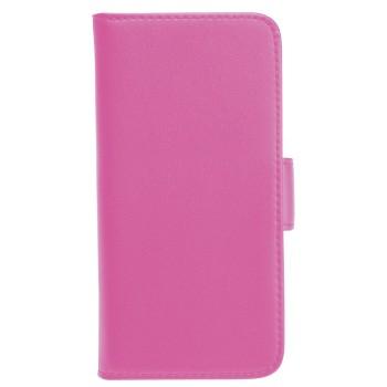 GEAR Plånboksfodral till Apple iPhone 5/5S/SE - Magenta