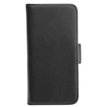 GEAR Plånboksfodral till Apple iPhone 5/5S/SE - Svart