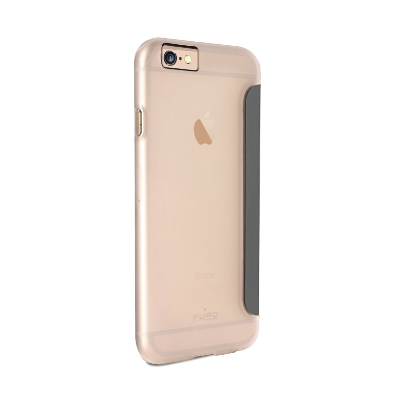 Puro Sense Booklet Case Apple iPhone 6(S) Plus quick view - Transparent 76c8ff4710ef8