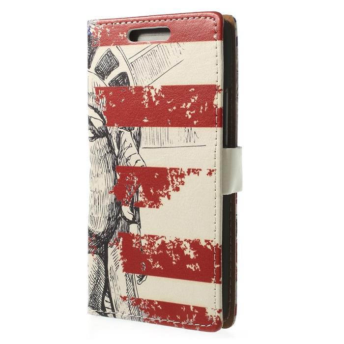 Plånboksfodral till HTC One M8