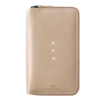 White Diamonds Crystal Purse iPhone 6 / 6S - RoseGold
