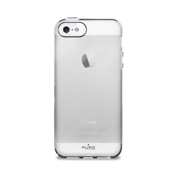 Puro Apple iPhone 55SSE Plasma case Vit