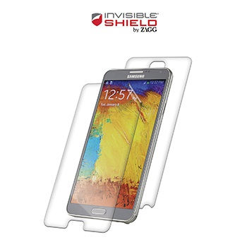 Invisible Shield till Samsung Galaxy Note 3 N9000 FULL-BODY