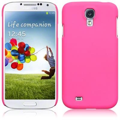 Baksidesskal till Samsung Galaxy S4 i9500 - Neon Rosa