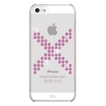 White Diamonds X Rosa Apple iPhone 5 5S SE Skal billigt online ... 5e0bfeaea525a