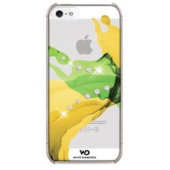 White Diamonds Liquids Mango Apple iPhone 5/5S/SE Skal